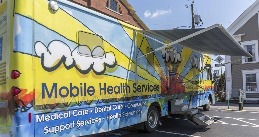 Health Care for Homeless, Mobile Medical Clinic