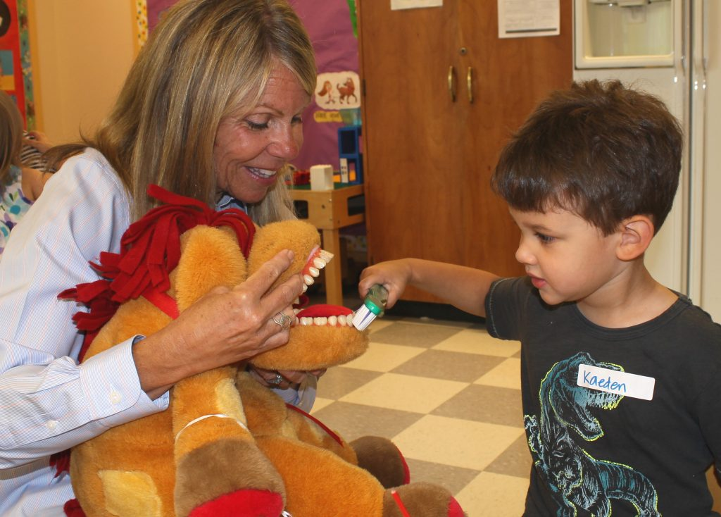 Seacoast Healthy Grins and Dental Care in Schools