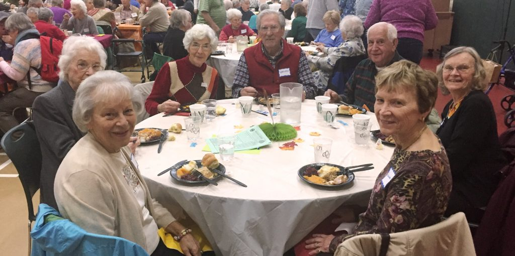 Support and Socialization for Seniors